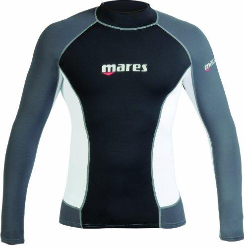Mares Langarm-UV-Schutz-Herren schwimmen Shirt, 2XL