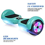 FLYING-ANT Hoverboard for Kids Two-Wheel Self