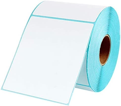 RETYLY DREI verdediging thermoetiketten papier thermosticker papier voor thermische printers 800 fotos 100 x 60 mm 1000 Fotos 50x30mm wit