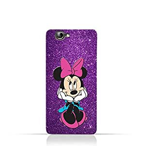 Infinix Alpha Marvel X502 TPU Silicone case with Minnie Mouse Smile Design