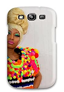 High Impact Dirt/shock Proof Case Cover For Galaxy S3 (nicki Minajand Screensavers )