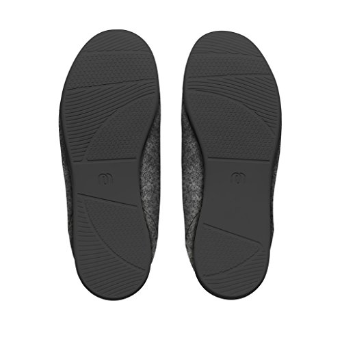 2 Larvik Zapatillas Negro Oscuro Gris Skien Classic Mahabis EqZgFwHpw