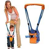 TCI imports Andadera Entrenador para Caminar con Seguridad - Columpio Canguro Caminadora Bebé Accesorios de color Naranja