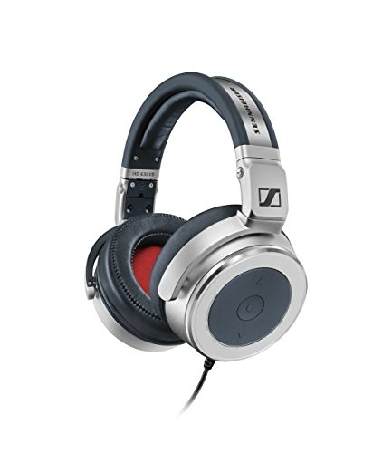 Sennheiser HD 630VB Headphone with Variable Bass and Call Control (Sennheiser Collapsible)