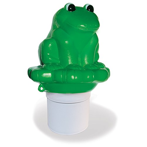Poolmaster 32142 Pool Frog Floating Chlorine Dispenser - Premier Collection