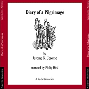 Diary of a Pilgrimage Audiobook