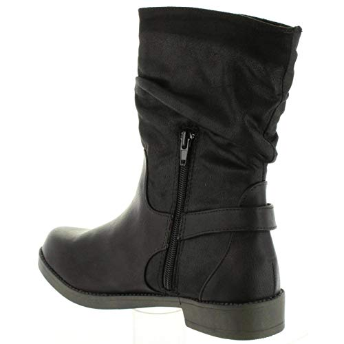 Black Stivali 55535 Per C36045 Donna Mtng ZzXBxqx
