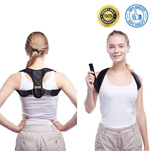 WeCARE Back Posture Corrector for Women and Men | Posture Tr..