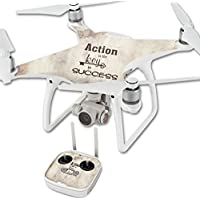 Skin For DJI Phantom 4 Quadcopter Drone – Key To Success | MightySkins Protective, Durable, and Unique Vinyl Decal wrap cover | Easy To Apply, Remove, and Change Styles | Made in the USA