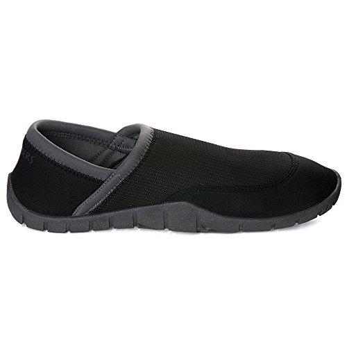 Rafters Kidsƒ_T Turbo Water Shoes Black-009 (Mens Rafters)