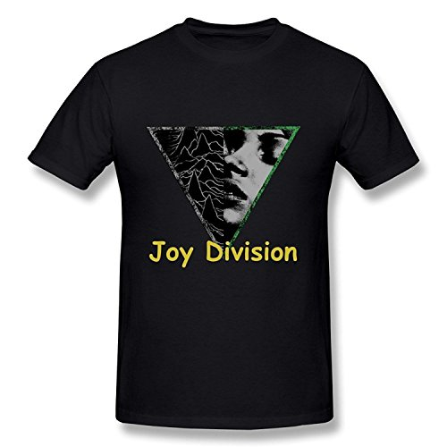 WunoD Men's Joy Division T-shirt Size XL