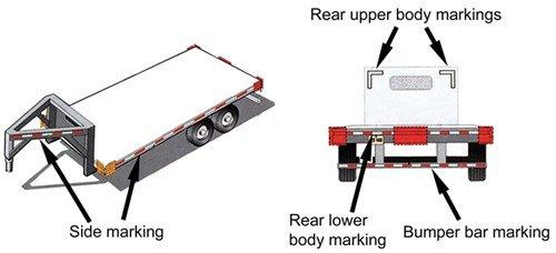 Diamond Grade School Bus Truck Trailer Boat Semi COMMERCIAL ROLL DOT Reflective Tape DOT-C2 Conspiciuity Tape 2 inch x 150 FEET YELLOW