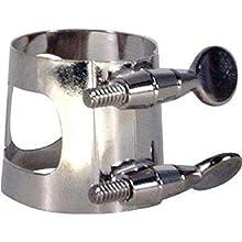 GEWA 736960 - Abrazadera saxofón alto 2 tornillos niquelado