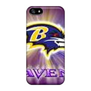 For Iphone 5/5s Protector Cases Baltimore Ravens Phone Covers