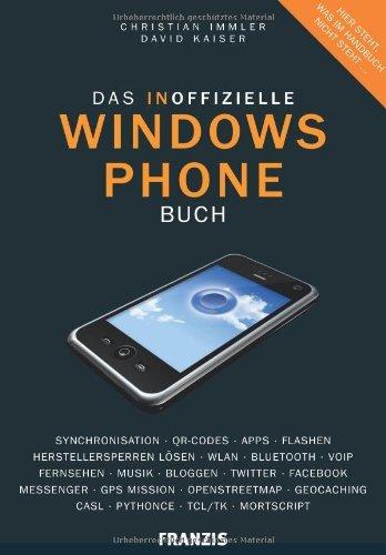 Amazon com: Das inoffizielle Windows Phone Buch