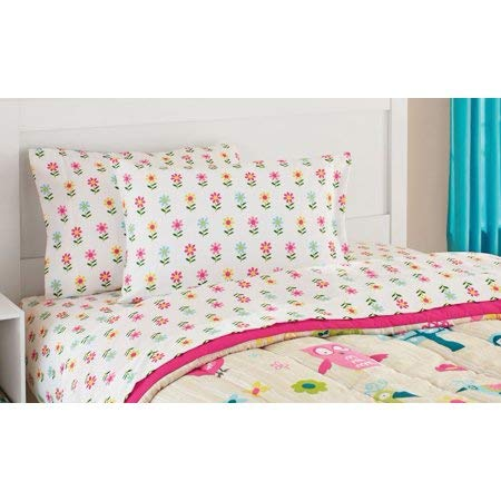 MS Twin/Full Comforter Set, (Woodland Bed in a Bag + Handi Wipes, Full)