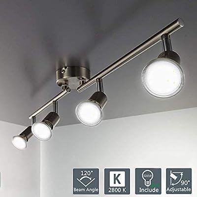 Led Morden Tracking Light for Bedroom, Living Room