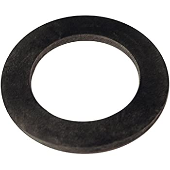 LASCO 02-2017 Flat Rubber Union Washer, 1-1/4-Inch ID X 1-13/16-Inch ...
