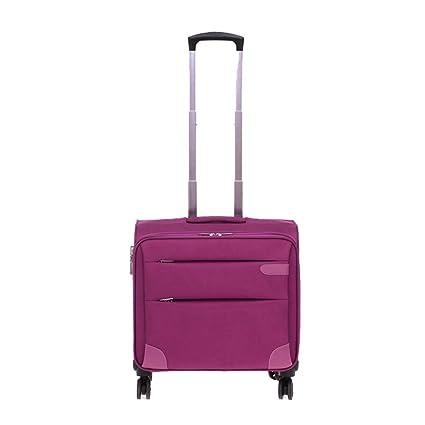 Flight Case Bolsa de Viaje de Viaje Impermeable Multifuncional, Maleta con Compartimiento para computadora portátil
