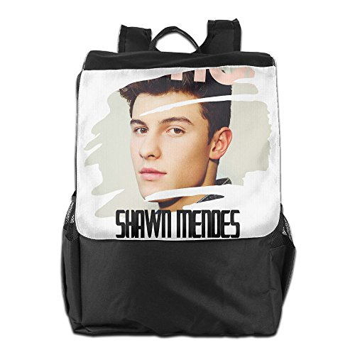 Price comparison product image DEMONSTR Outdoor Travel Backpack Bag - Shawn Mendes2 Unisex Backpack Daypack Rucksack Travel Bag