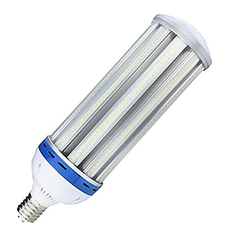 LED Corn Light 120W E40 Lámpara LED Alumbrado Público 16200LM efecto Blanco Frío 6000K LED Bombilla
