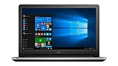 "Dell Inspiron 15 5000 15.6"" FHD Touchscreen Laptop ( Intel Core i5-6200U, 8 GB RAM, 1 TB HDD, Windows 10-MaxxAudio Pro), Silver"
