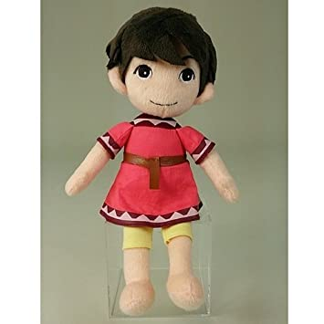 652a9580d Ronia the Robber's Daughter Plush Ronia by Sun Arrow: Amazon.co.uk: Toys &  Games