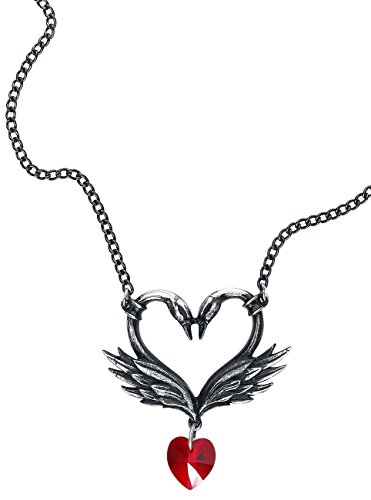 Thrown Together Costumes (The Black Swan Romance Necklace by Alchemy Gothic, England)