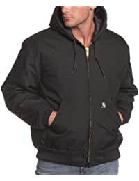 Carhartt Mens Big & Tall Arctic Quilt Lined Yukon Active Jacket J133