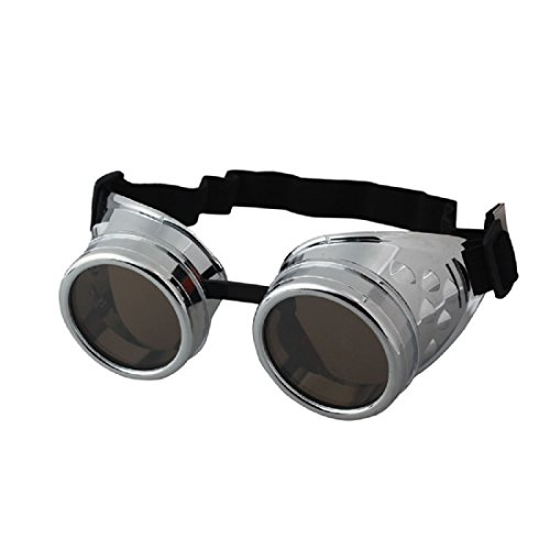Shensee Style Steampunk Goggles Welding Punk Glasses Cosplay - Goggles Vogue