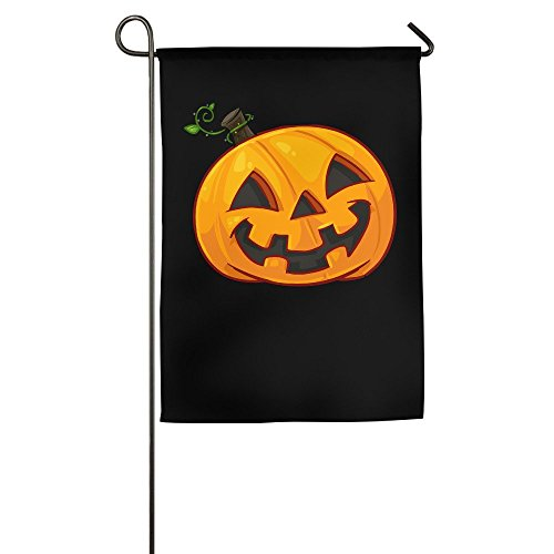 Zombie Flo Costume (DEJML Fashion Halloween Pumpkin Garden Flag 1827inch)