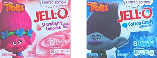 strawberry jello mix - 8