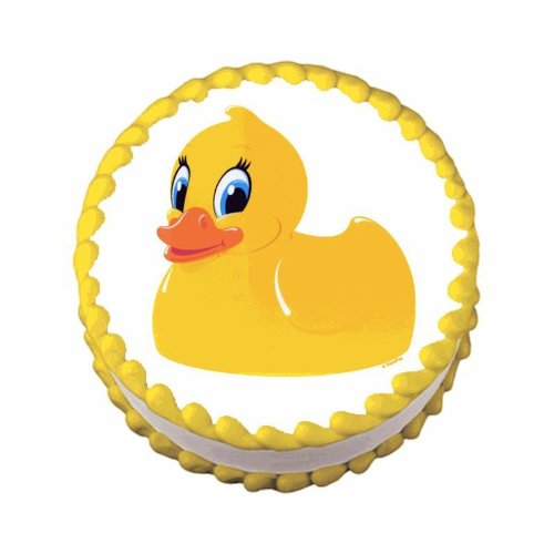 Ducky Icing Decorations - 8