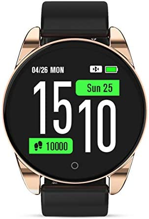 GOKOO Smart Watch, Fitness Tracker Smart Watch for Women Men with Heart Rate Blood Pressure Sleep Monitor IP67 Waterproof Sports Activity Tracker Calorie Counter Smartwatch Android 1