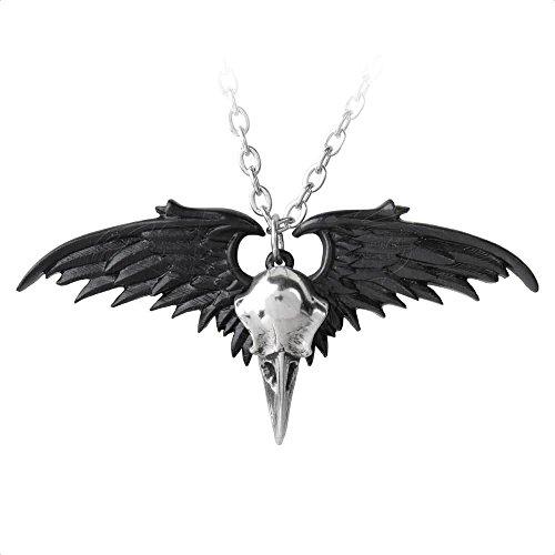Ravenger Pendant by Alchemy Gothic - Venus Cable Pendant