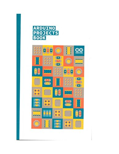 Arduino Projects Book (170 Pages)