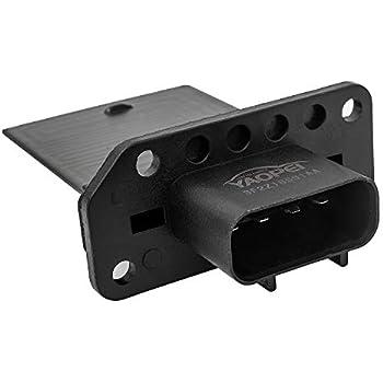 Genuine Motorcraft HVAC Blower Motor Resistor OEM YH-1715 3F2Z-18591-AA for Ford