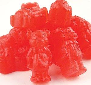 Juju Cinnamon Bears, 1LB (Cinnamon Gummi Bears)