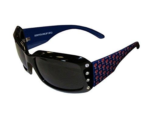 - Siskiyou MLB Philadelphia Phillies Women's Designer Sunglasses