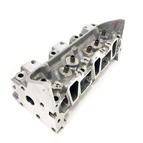 Brand New BARE Genuine GM Cylinder Head 3.5L 3.9L #12590746 Front OR Rear -  General Motors