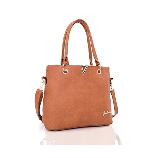SALE - Women's 'L Vitton' Designer Bucket Tote Bag - Ladies Angela Top Handle Handbag - top-handle-bags