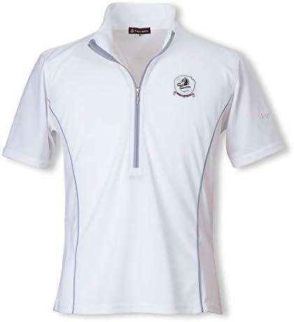 EQULIBERTA(エクリベルタ) 2017SS クールスポーツシャツ メンズ ホワイト L EQ-CW-1629-ME