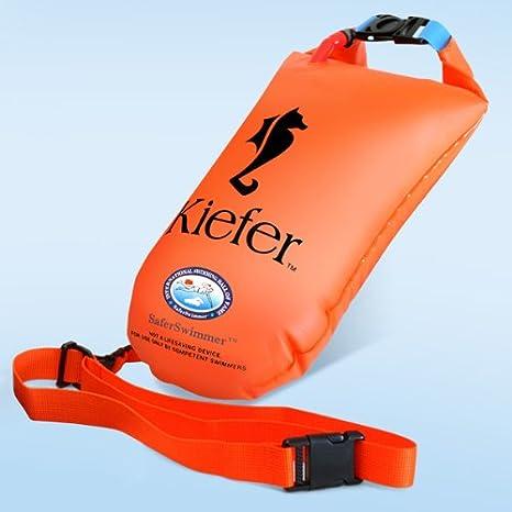 18d9eb643 Amazon.com   Kiefer SaferSwimmer Large Buoy   Sports   Outdoors