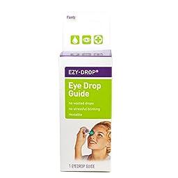 Flents Ezy Drop Guide & Eye Wash Cup, 0.058 Pound