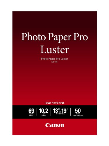 (Canon Luster Photo Paper, 13
