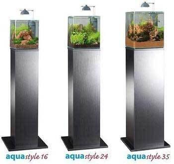 Eheim AEH6401370 Aquastyle Aquarium, 6/24-Inch by Eheim