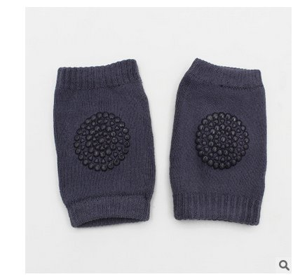 Rectángulo de rodilla para bebé, protège-enfant Rampant de seguridad para bebés (gris oscuro) Isuper