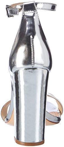 Schutz Women's S2-01480016s Ankle Strap Sandals Silver (Prata Prata) TugVWs