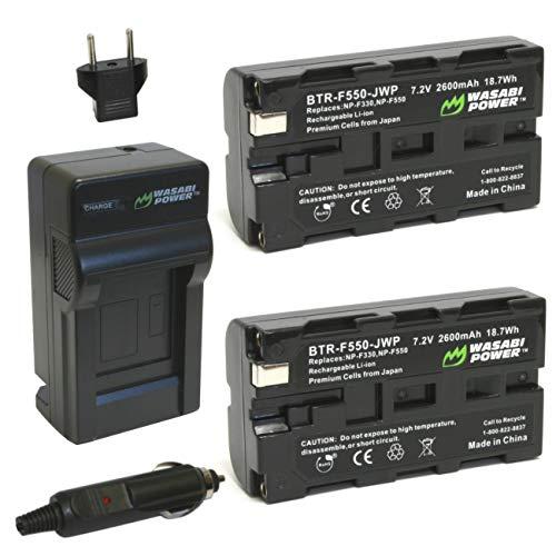 Most Popular Camcorder Batteries