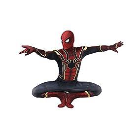 - 41kjxmd15 L - Reach Unisex Lycra Spandex Zentai Halloween Cosplay Costumes Adult/Kids 3D Style